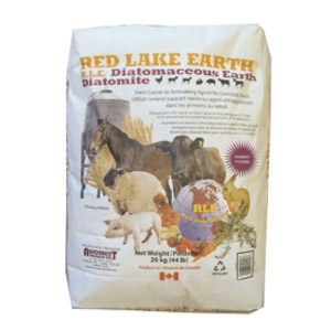 Redlake Diatomaceous Earth 40 lb.