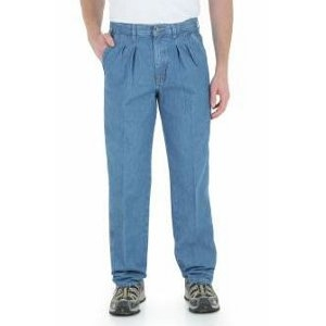 33312 Wrangler Rugged Wear® Denim Angler Pant