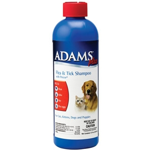 Adams Plus Flea and Tick Shampoo