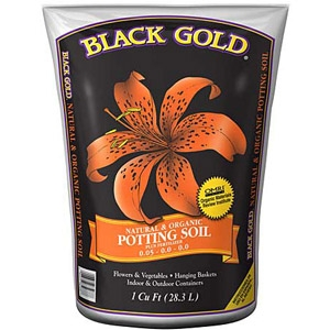 Black Gold® Natural & Organic Potting Soil