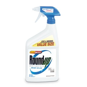 30 oz. Roundup RTU Weed & Grass Killer