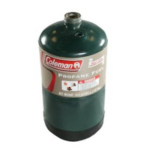 Coleman 16.4 Oz Disposable Propane Bottle