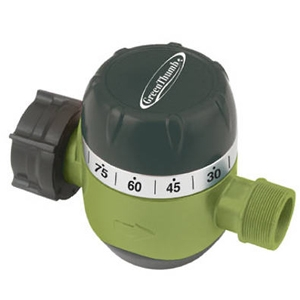 Green Thumb Mechanical Water Timer