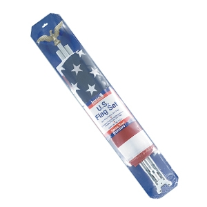 Annin & Co. Poly US Flag Kit