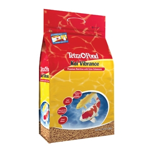 TetraPond Koi Vibrance Fish Food Sticks, 5.18 lbs.