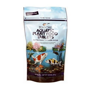 API Pond Care Aquatic Plant Food Tablets, 25 ct.