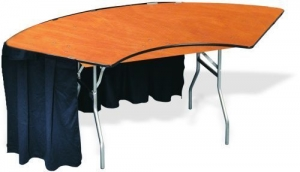 Ps Furniture, Serpentine Tables