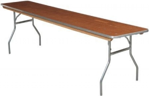 8' Conference table