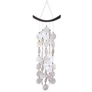 Woodstock Seashore Waves Windchime