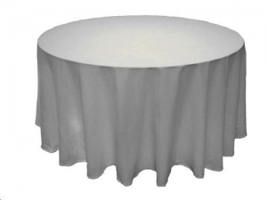 Round Table Linens 90