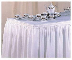Linen Table Skirts