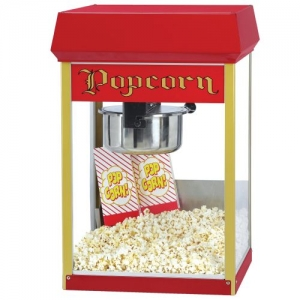 Popcorn Machine, Concessions