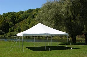 15' x 15' Canopy Tent