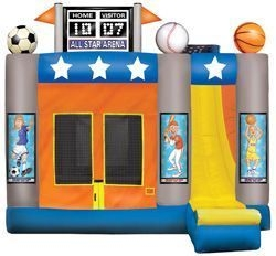 $20 off any 1-Day Bounce House Rental