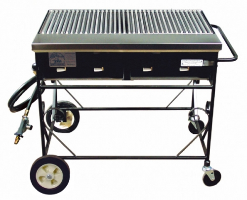 Big John A2CC Country Club Gas Grill