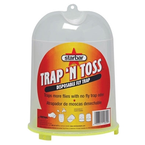 Starbar® Trap 'n Toss™ Fly Trap