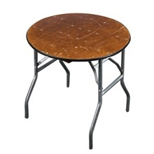 36'' Round Table