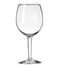 Glass, Wine, White 10OZ