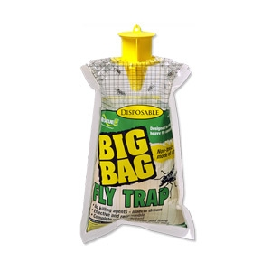 Rescue!® Big Bag Disposable Fly Traps and Attractant