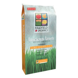 Luscious Lawn Corn Gluten 9-0-0 Organic Fertilizer