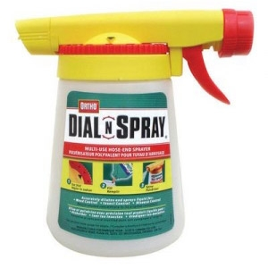 Ortho Dial N Spray Hose End Sprayer