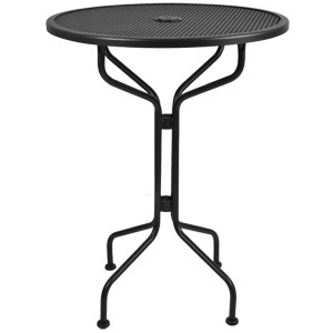 O.W. Lee Mesh Bar Table