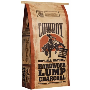Cowboy Charcoal All-Natural Lump Charcoal