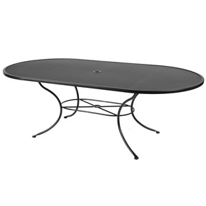 O.W. Lee Mesh Dining Table