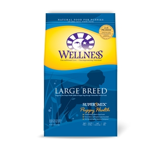 Wellness Super5Mix Large Breed Puppy Food