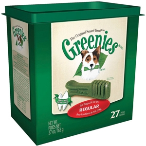 GREENIES Regular Dental Chews for Dogs