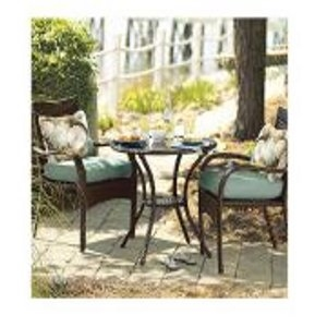 Agio Nantucket Collection 3PC. Woven Bistro