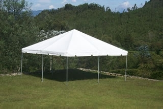 20 X 20 Fiesta Frame Tent Taylor Rental Of Wallingford Ct