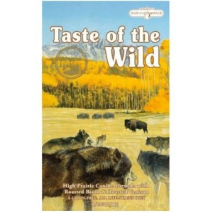 Taste of the Wild High Praire Dry Dog Food