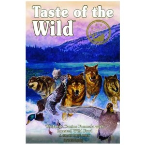 Taste of the Wild Wetland Dry Dog Food