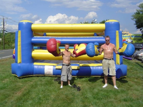 Bounce House, Bounce n' Boxing