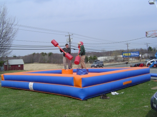 Inflatable Bounce, Gladiator Joust