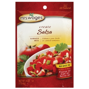 Mrs. Wages Tomato Salsa Mix