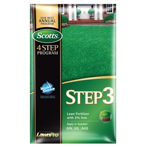 Scotts Step 3 Fertilizer