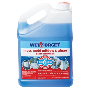 Wet & Forget Stain Remover