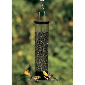 Squirrel Proof Birdfeeder Droll Yankee Tipper