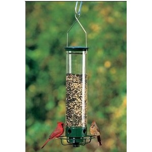 Squirrel Proof Birdfeeder Droll Yankee Flipper