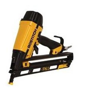 Bostitch 15-Gauge Oil-Free Angled Finish Nailer Kit