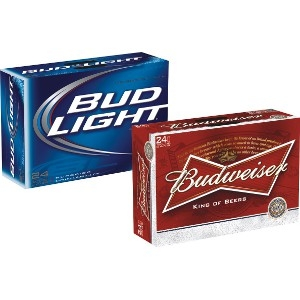 Budweiser & Bud Light