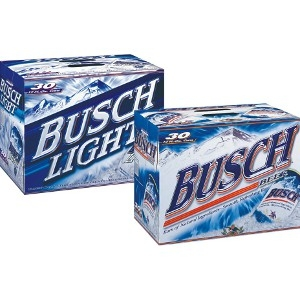 Busch & Busch Light