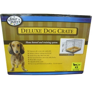 K-9 Keeper Deluxe Crate, Single Door