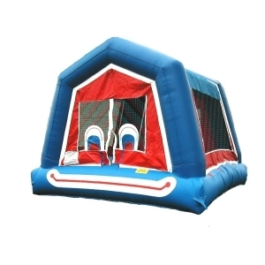 Inflatable 8x8 Clown Bounce House