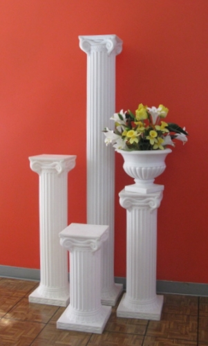 Greek Column, 40