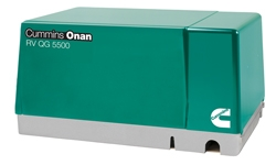 Cummins Onan RV QG 5500