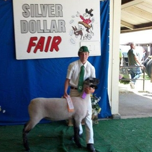 Silver Dollar Fair Winner