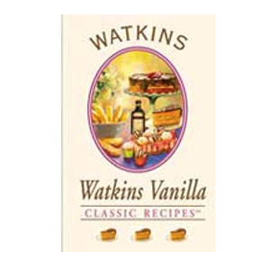J.R. Watkins Vanilla Classic Recipes